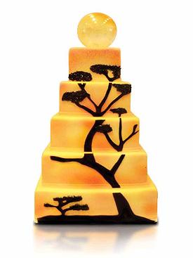 svadbenyj-tort-afrika Свадьба в африканском стиле