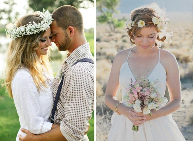 svadebnyi-venok7 Цветочный венок для невесты