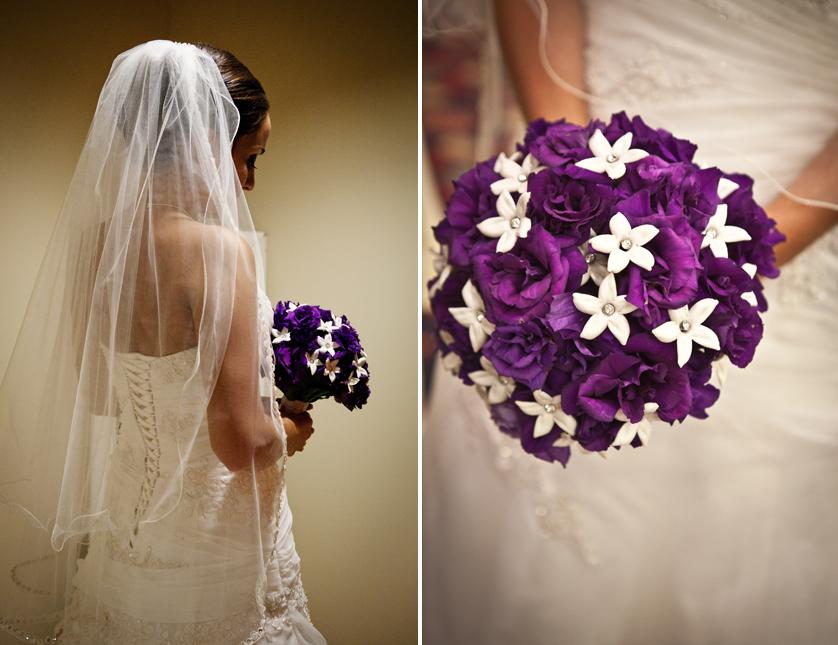 svadebnyj-buket-nevesty-8 Свадебный букет в фиолетовых тонах