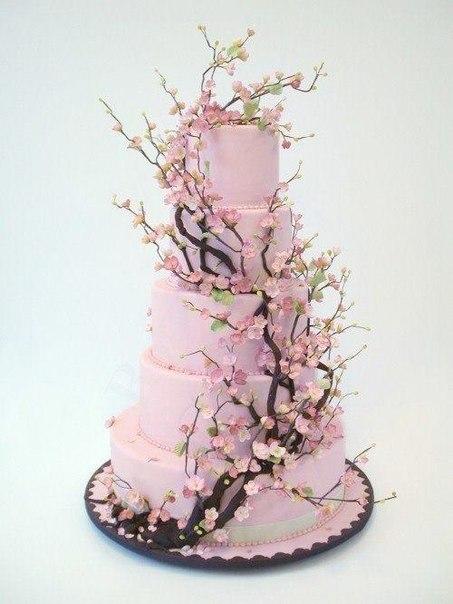 wpid-jfDonXiToGc Свадьба в стиле «Сакура»: прекрасная весенняя свадьба