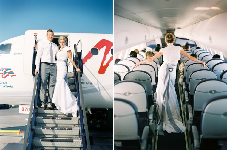1-hawaiian-destination-wedding Авиационная свадьба, особенности организации
