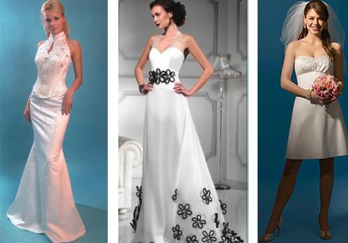 11 Свадебное платье для невысоких невест