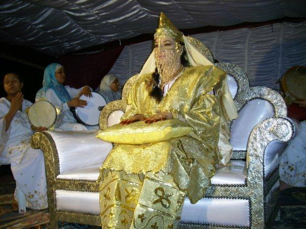 Свадебные обряды в Тунисе