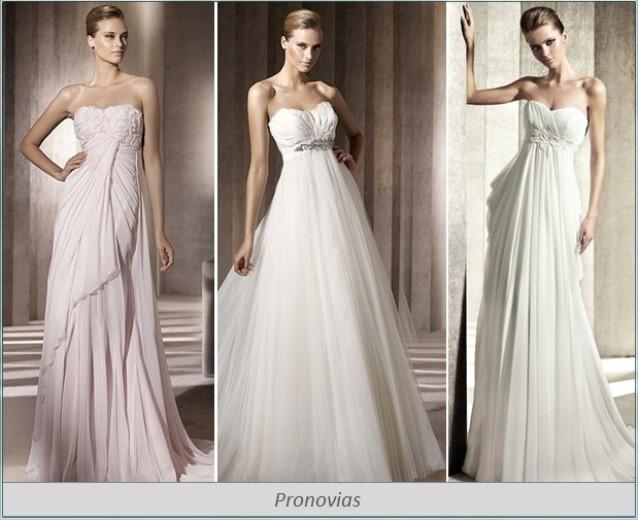 Свадебное платье для невысоких невест
