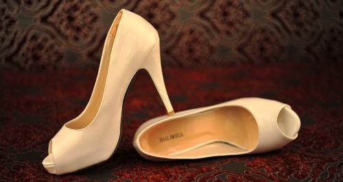 1_10 Модный дизайн свадебных туфель на сезон 2014 -2015