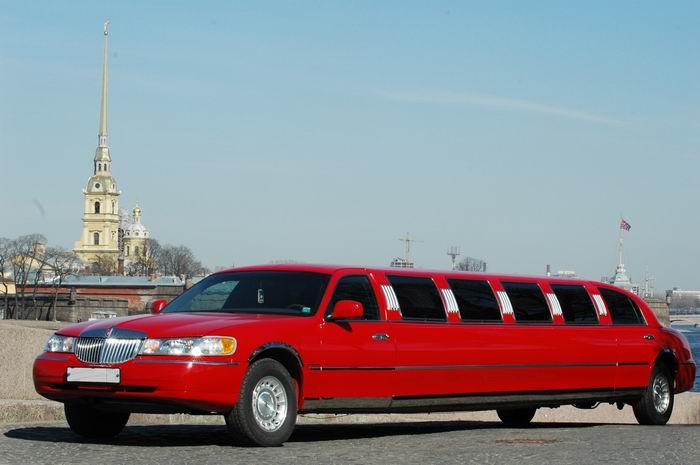 2 Заказ лимузина на свадьбу - все нюансы