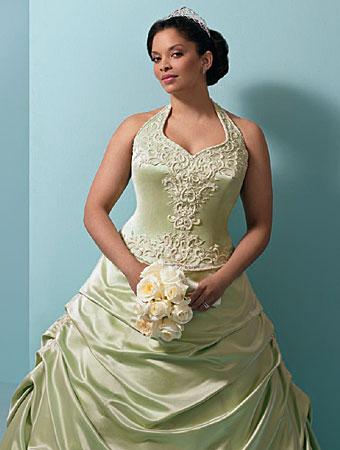 20071031224113 Выбор свадебного платья для невест старше 30-ти