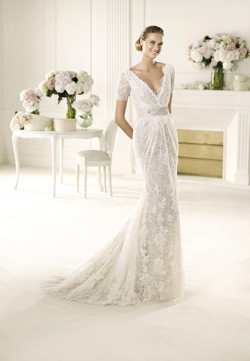 2012930141223105 Свадебные платья от дизайнера Manuel Mota