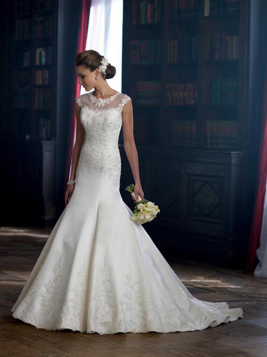 213245_009_Hero Свадебные платья  от David Tutera