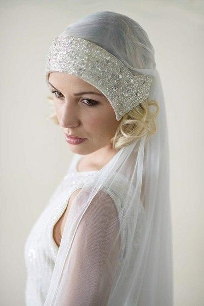 30-h-godov-ot-Vicky-Rowe-2 Свадебные платья в ретро стиле 30-х годов от Vicky Rowe