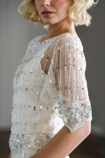 30-h-godov-ot-Vicky-Rowe-6 Свадебные платья в ретро стиле 30-х годов от Vicky Rowe