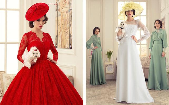 32 Свадебные платья от дизайнера Татьяны Каплун