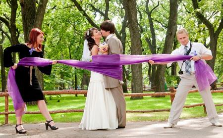 3815758 Выбираем свидетелей на свадьбу