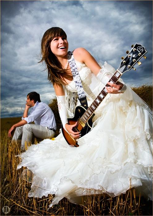 399861 Свадьба в стиле рок: делаем свадьбу в стиле любимой рок-группы