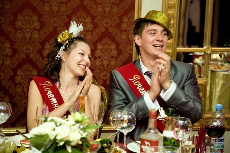 Выбираем свидетелей на свадьбу
