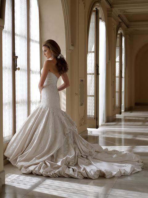 6-David-Tutera-For-Mon-Cheri Свадебные платья  от David Tutera
