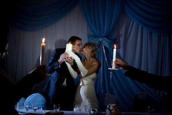 Красивые и современные свадебные обряды