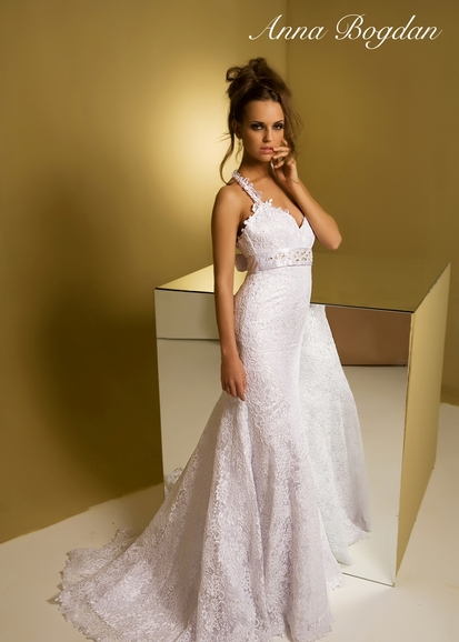 Свадебные платья Анны Богдан
