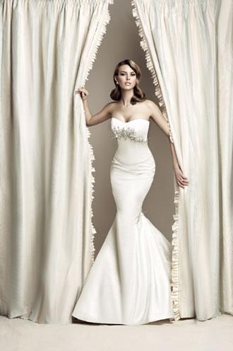 70821 Свадебные платья от дизайнера Simone Carvalli, фото и видео коллекций