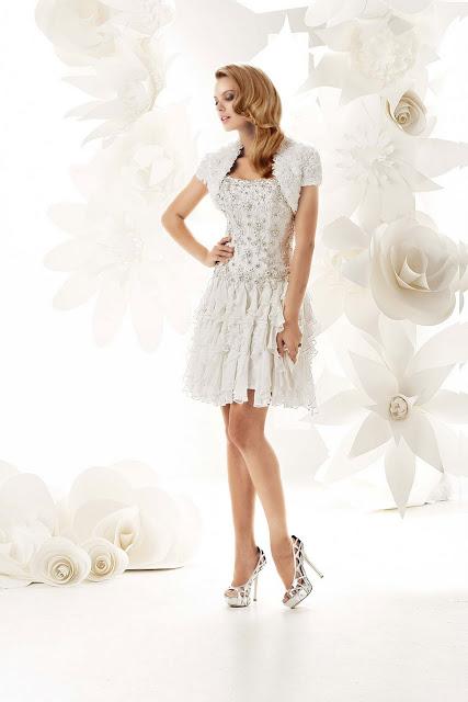 900011 Свадебные платья от дизайнера Simone Carvalli, фото и видео коллекций