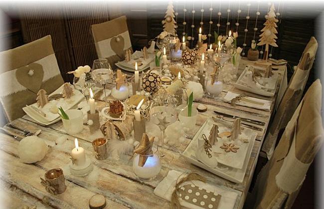 94241346_large_3166706_tablesetchristmascountry1 Правила сервировки свадебного стола