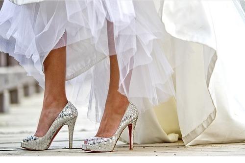 997 Модный дизайн свадебных туфель на сезон 2014 -2015