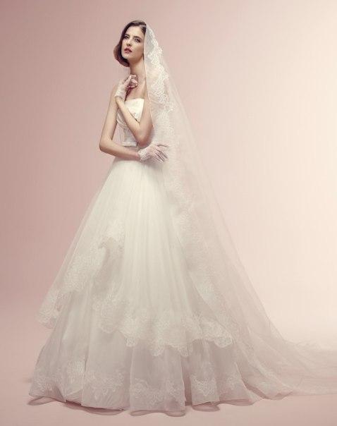 Alessandra-Rinaudo-1 Коллекция свадебных платьев от Alessandra Rinaudo идеальный вариант наряда для утонченных и романтичных невест