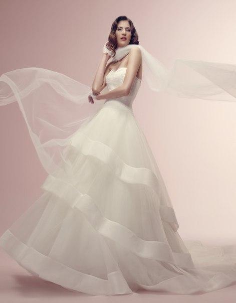 Alessandra-Rinaudo-3 Коллекция свадебных платьев от Alessandra Rinaudo идеальный вариант наряда для утонченных и романтичных невест