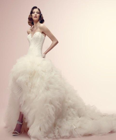 Alessandra-Rinaudo-4 Коллекция свадебных платьев от Alessandra Rinaudo идеальный вариант наряда для утонченных и романтичных невест