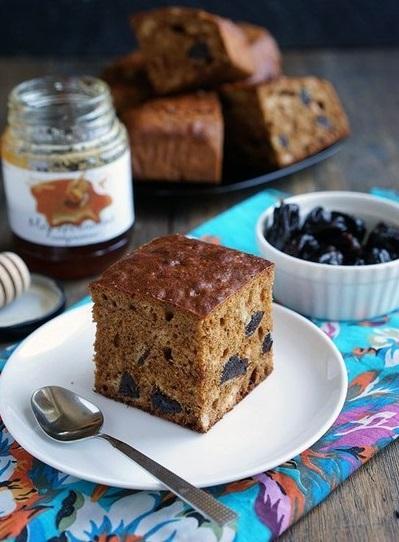 Французский деревенский пирог с мёдом для Кенди Бара на девичник
