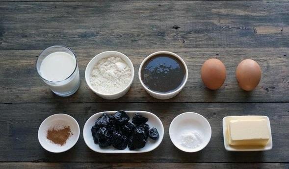 Frantsuzskij-derevenskij-pirog-s-myodom-5 Французский деревенский пирог с мёдом для Кенди Бара на девичник