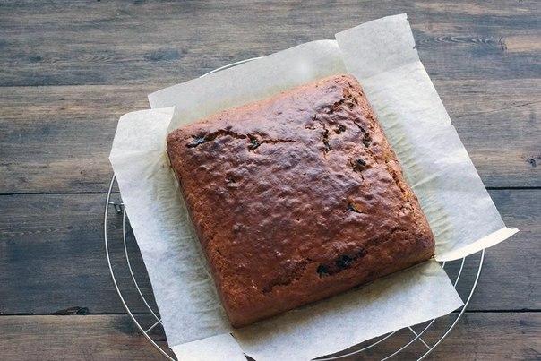 Frantsuzskij-derevenskij-pirog-s-myodom-6 Французский деревенский пирог с мёдом для Кенди Бара на девичник