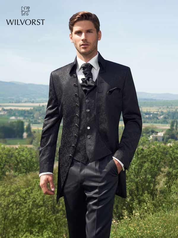 Herrenmode-Tille-Dresden-1 Мужская коллекция костюмов от фирмы Wilvorst