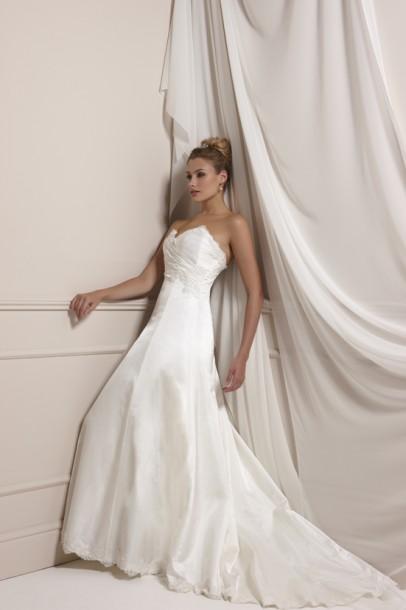 KateSherford_Evita Свадебные платья от дизайнера Kate Sherford