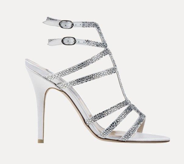 Monique-Lhuillier-1 Коллекция свадебных туфель от Monique Lhuillier