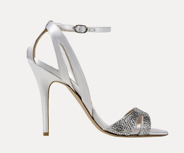 Monique-Lhuillier-2 Коллекция свадебных туфель от Monique Lhuillier