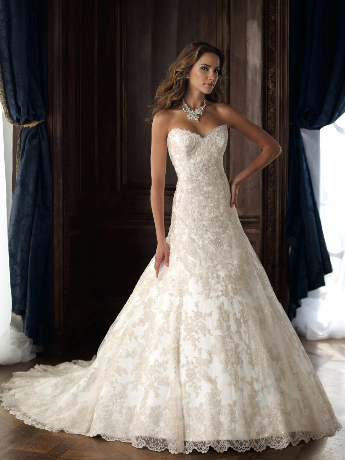 Petunia Свадебные платья  от David Tutera