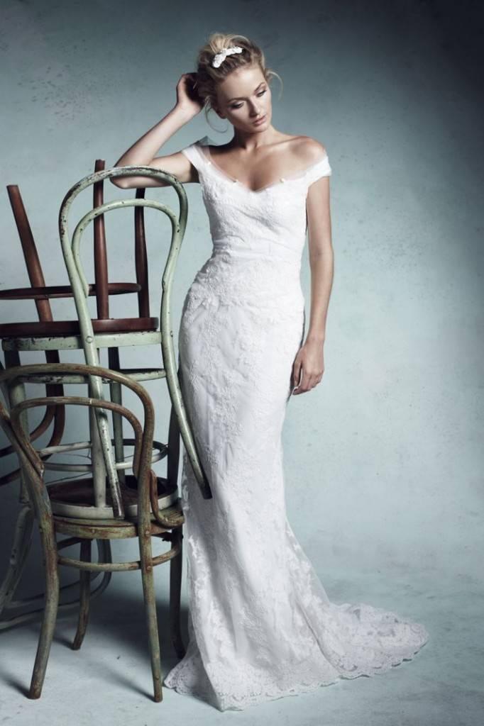 Свадебные платьев из коллекции  Collette Dinnigan