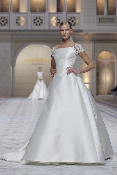 00dc003b92d Коллекция свадебных платьев от Pronovias из рубрики Коллекции ...