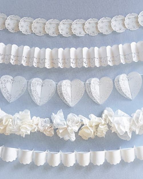 Sabrina-Mix-Bodas-de-Papel-doilies3 Свадьба в стиле Handmade: некоторые нюансы декора свадьбы хэндмэйд