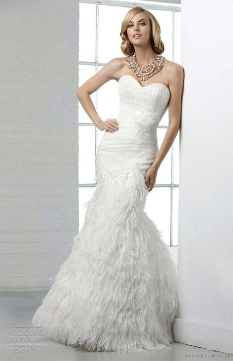 Simone-Carvall-8 Свадебные платья от дизайнера Simone Carvalli, фото и видео коллекций