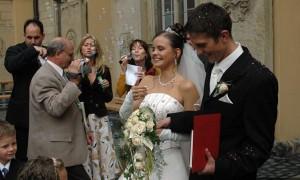 Свадьба в Германии- необычные традиции