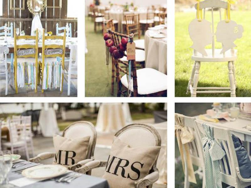 Идеи для бюджетного свадебного декора