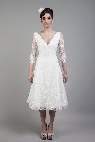 Tobi-Hannah-1 Коллекция свадебных платье от Tobi Hannah, прекрасный вариант для рустиковой свадьбы