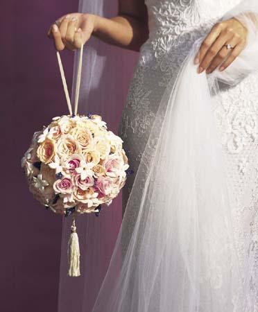 buketik-shar Топ-5 идей для букета невесты