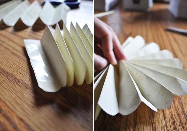 bumazhnyj-dekor-dlya-svadby-6 Мастер класс: бумажный декор для свадьбы