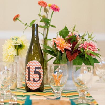 9 идей как использовать винные бутылки и пробки в декоре