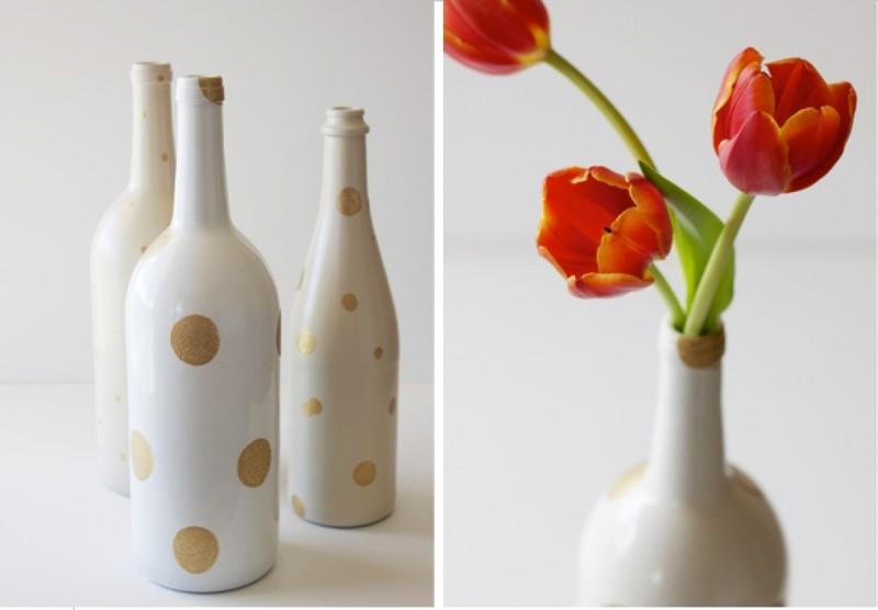 butylki5 9 идей как использовать винные бутылки и пробки в декоре