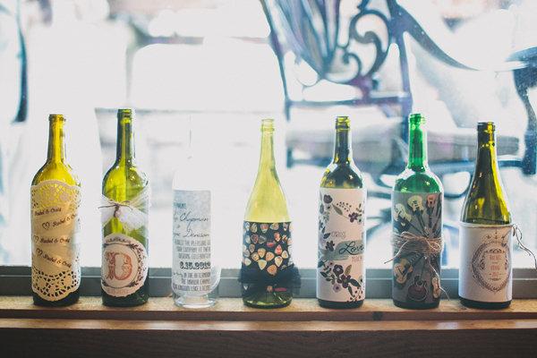 butylki7 9 идей как использовать винные бутылки и пробки в декоре