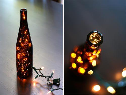 butylki9 9 идей как использовать винные бутылки и пробки в декоре